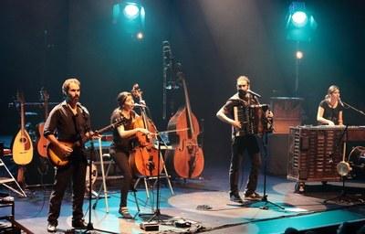 Ogres de Barback : le concert pour les AEM