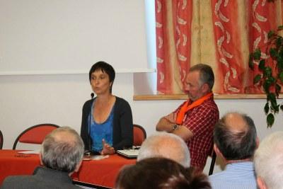 Delphine et  Jean-Michel, engagés dans des équipes de secteur, partagent leur motivation.