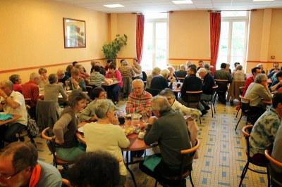 140 délégués présents pour un congrès convivial.