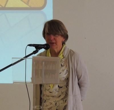 14 - Martine Ducroquet, animatrice de la région Nord